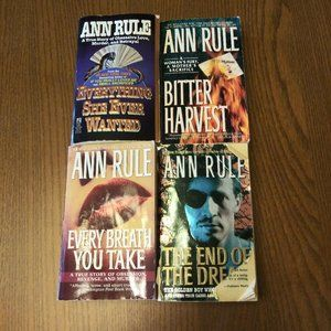 Ann Rule True Crime Collection #2